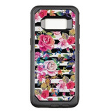 Capa Otterbox Commuter Samsung S8 Floral 100% Original