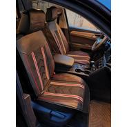 Kit Funda Cubre Asiento Auto Premium Luxury Seda Para Verano