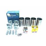 Kit Motor Camisa Piston Anillo H-100 Diesel 2.5 D4bf 98-04