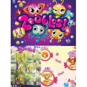 Juguetes Zoobles Carton De 12 Unidades
