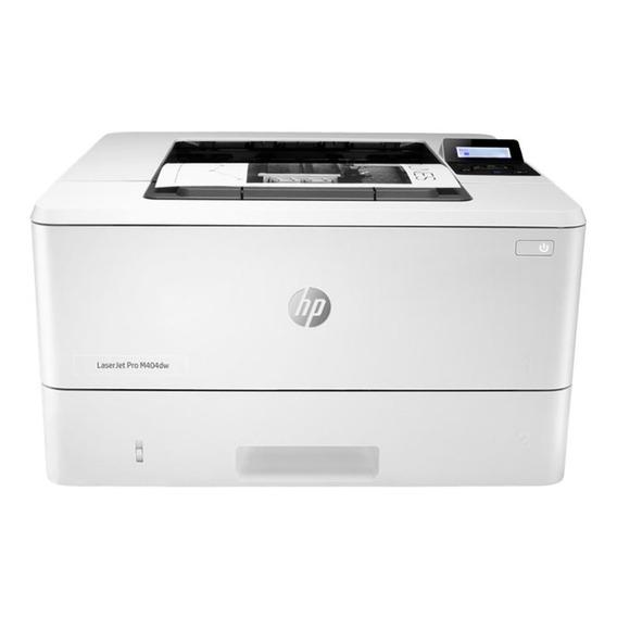 Impresora Hp Laserjet Pro M404dw Duplex Wifi Ex 402 Ctas