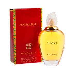 Perfume Amarige Feminino 100ml Edt Original Givenchy