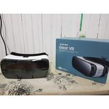 Oculos De Realidade Virtual Gear Samsung Novo Na Caixa