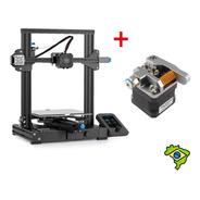Impressora 3d Ender 3 V2 + Extrusora Dupla
