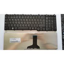 Teclado Para Laptop Toshiba C650 C655 C660 C665 L655 L750