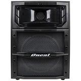Caixa Acústica Oneal Ativa Opb-1310, 120w Rms - Bivolt