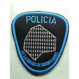 Escudo De La Policia De La Ciudad