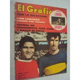 El Grafico Nº 2549 - Poster San Lorenzo Campeon Metro 68