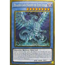 Blue-eyes Chaos Max Dragon / Dragon Caos Maximo De Ojos Azul