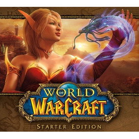 Juego World Of Warcraft Starter Edition Pc Mac