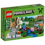 El Gólem De Hierro Lego 21123