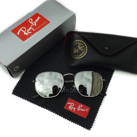 Oculos Hexagonal Masculino - Óculos no Mercado Livre Brasil 506a4b7329