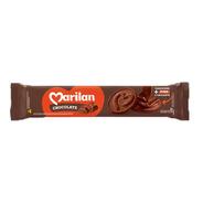 Biscoito Bolacha Recheado Chocolate Marilan 90g