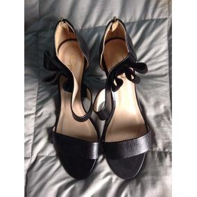 Zapatos De Fiesta Gacel Talla 39 Nuevos De Cuero