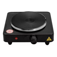 Anafe Electrico 1 Hornalla Cocina 1000 Watts Temp Regulable
