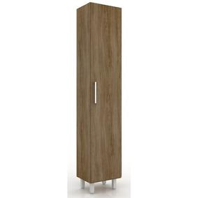 Paneleiro Novo Tempo Andréia 28cm Com 1 Porta Malbec