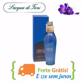 Perfume Cumplice 120 Ml Lacqua Di Fiori - Brinde Grátis