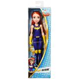 Dc Super Hero Girls Muñeca Articulada 30cm Batichica