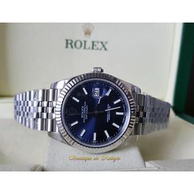 924d795c45a Reloj Rolex Datejust Caratula Lapislazuli - Relógios no Mercado ...