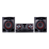 Minicomponente X Boom Lg Cj44 Bluetooth Karaoke Usb 5500w