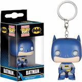 Pocket Pop Keychain Batman Llavero Funko Dc Comics