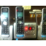 Telefono Inalambrico At & T Con 2 Aux Bluetooth Dect 6.0