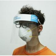 Mascara Protectora Vincha Elastico Barbijo Proteccion