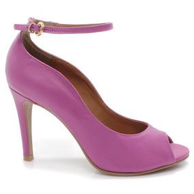Sapato Feminino Peep Toe Zariff Shoes Festa | Zariff