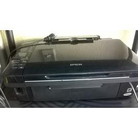 Multifuncional Epson Tx220 Sublimática Com Bulk-ink