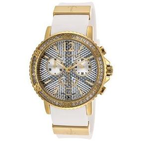 Reloj Ted Lapidus A0531haifsm Blanco