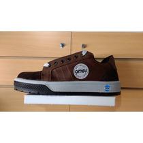 Zapatillas De Trabajo Sneaker Ombu, Distribuidora Oficial