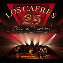 Los Cafres 25 Años De Musica (2 Cd + 1dvd) Oferta!!!ya Stock
