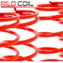 Molas Esportivas Red Coil Fiat Pálio Exc 16v 4p 96/02 Rc119