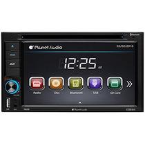 Estereo Planet Audio P9628b Touchscreen Bluetooth Usb/mp3