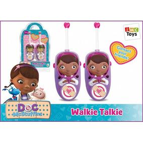 5105 Walkie Talkie Doctora Juguetes