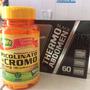 Thermo Abdomen Black 60 Tabs + Picolinato De Cromo 6 Cáps