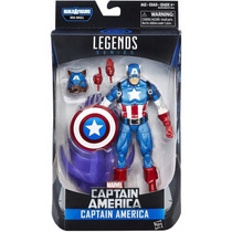 Capitão America - Captain America - Legends Series Marvel