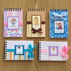 35 Libretas Recuerdos Invitaciones Cumpleaños Despedida Baby