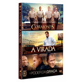 Dvd Gospel 7 Filmes Originais Novos E Lacrados , Dri Vendas