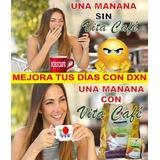 Dxn Cuatro Bolsas De Vita Cafe Paratomar Todas Las Ma.ñanas