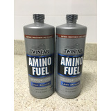 2 Frascos Amino Fuel Twinlab Liquido 948ml Cada Made In Usa