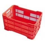 Cajas De Plastico Agricolas Grises !