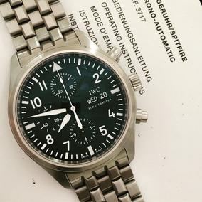 471d47c1a97 Pulseira Iwc Ingenieur - Relógios De Pulso no Mercado Livre Brasil