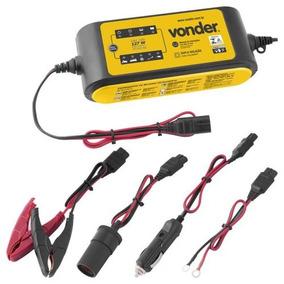 Carregador Inteligente De Bateria 12v 6ah Cib160 110v Vonder