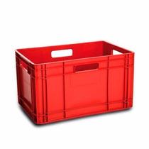 Caja De Plástico / Tepic Plus / Medidas(cm): 50.5x33x28.4h