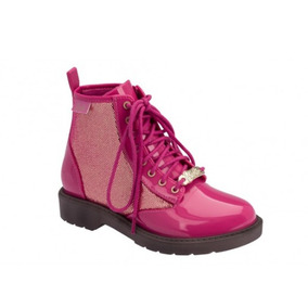 Bota Infantil Barbie Fashiongirl Comprar Barato Frete Grátis