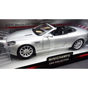 1:18 Minichamps Aston Martin Db9 Volante 2004 Conversível