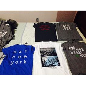 Camisetas Originais Hollister/aeropostale/abercrombie Eua