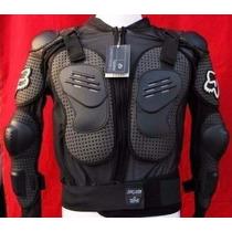 Armadura Fox Esqueleto Motociclista Moto Peto Protector