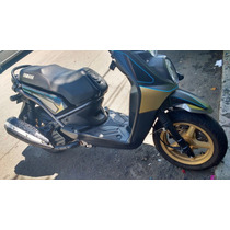 Yamaha Bws X Motard 125 Personalizada